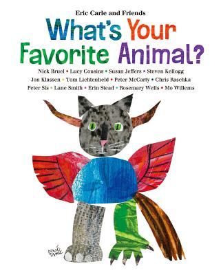 What's Your Favorite Animal? By Carle, Eric